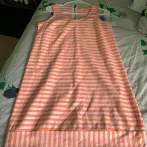 Old Navy Almost Brand New Bright Peach Dress